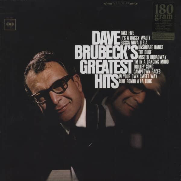 Greatest Hits (180g HD vinyl)