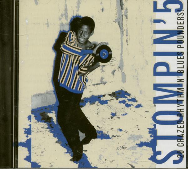 Stompin' Vol.5 (CD)