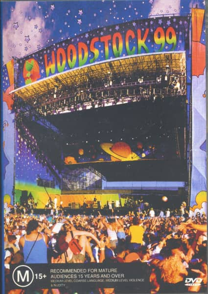 Woodstock 99 (DVD)