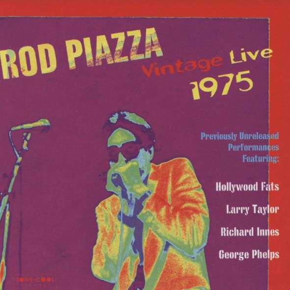 Vintage Live 1975 (CD)