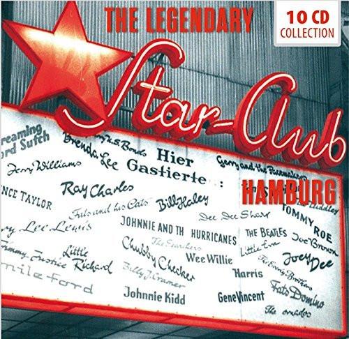 The Legendary Star-Club Hamburg Vol.1 (10-CD)
