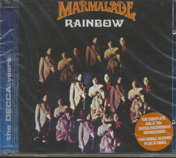 Rainbow - The Decca Years 2-CD