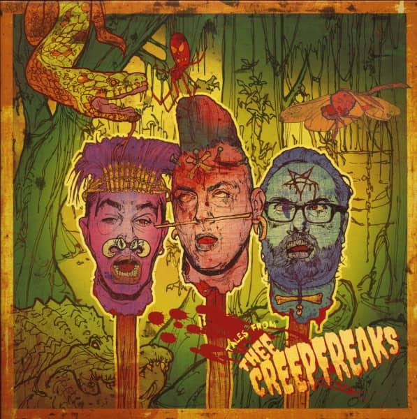 Tales From Thee Creepfreaks (LP)