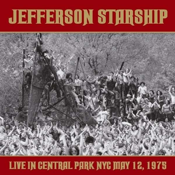 Live In Central Park NYC - May 12, 1975 (2-CD)