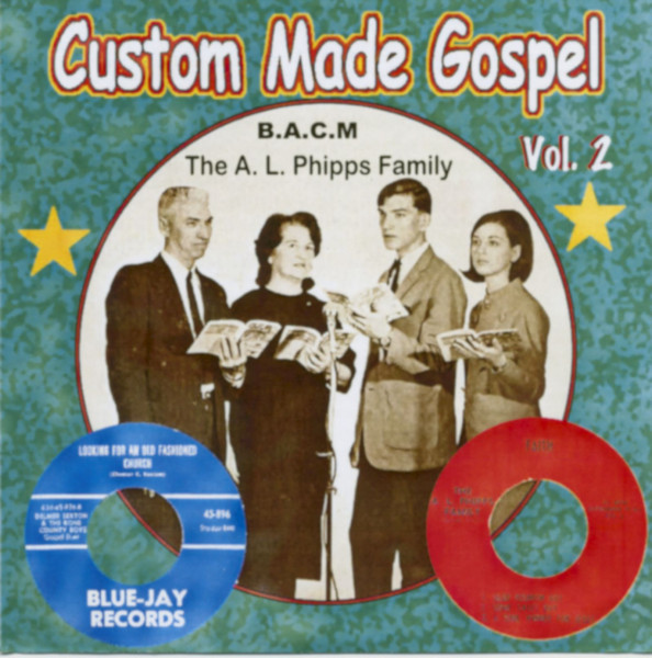 Custom Made Gospel Vol.2