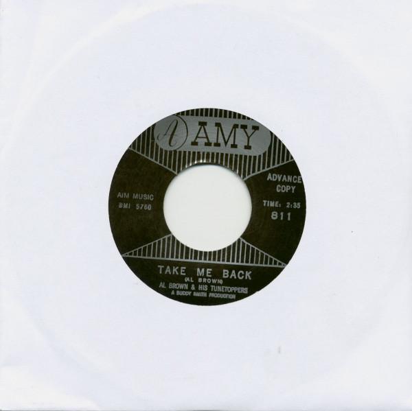 Take Me Back b-w Sweet Litte Love 45 rpm