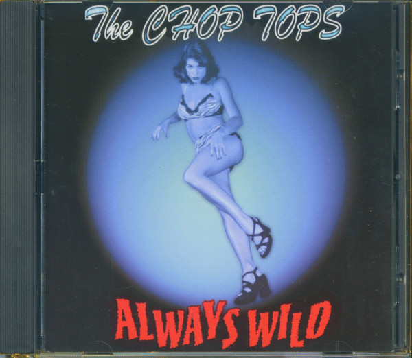 Always Wild (CD)