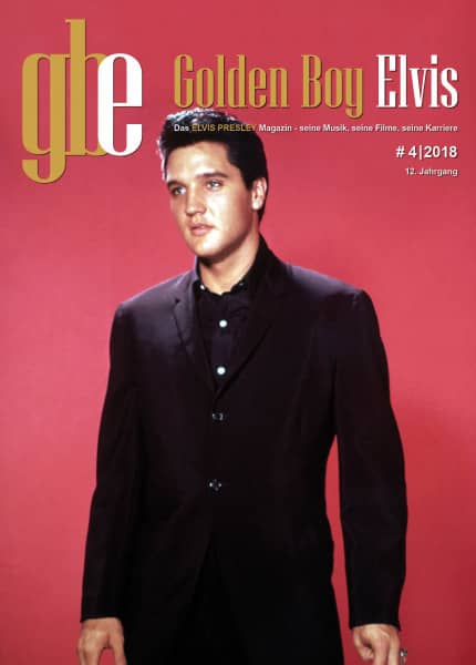 Golden Boy Elvis - Fachmagazin 4-2018