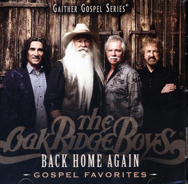 Back Home Again: Gospel Favorites (2012)