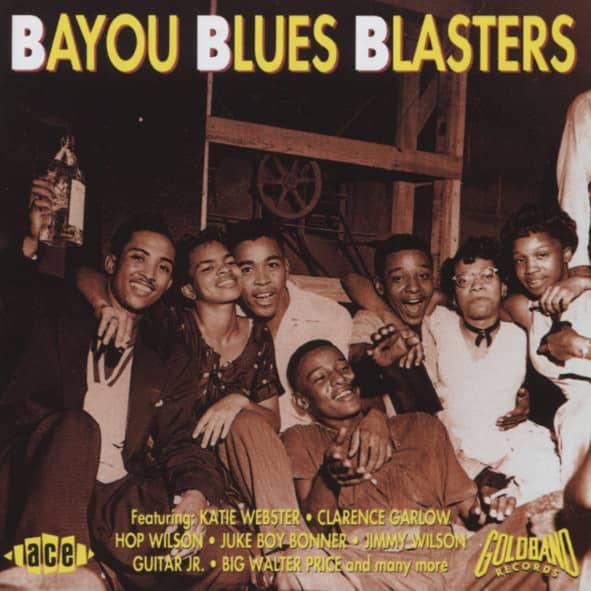 Bayou Blues Blasters - Goldband Blues