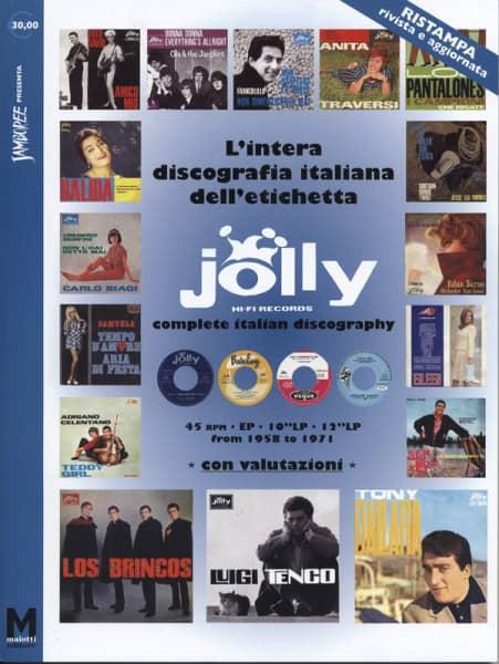 Maiotti, Maurizio - Jolly Records -Complete Italian Discography 1958-1971