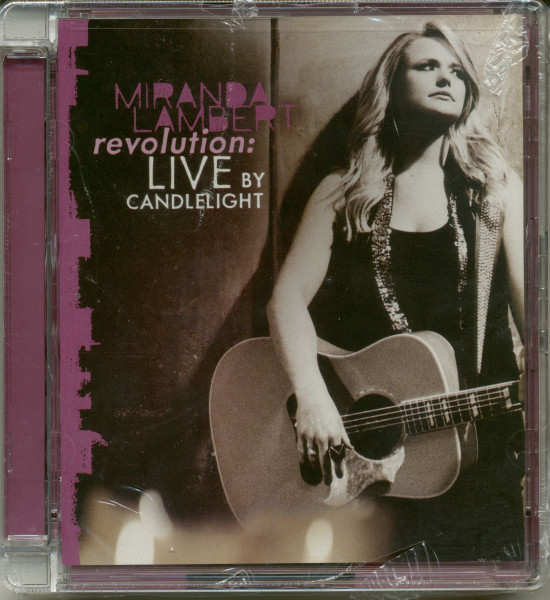 Revolution - Live By Candlelight (DVD)
