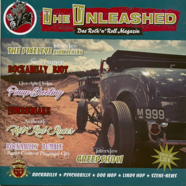 Das Rock'n'Roll Magazin - Ausgabe 9- Juni-Juli 2017