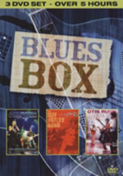 The Blues Box (3-DVD-Box)