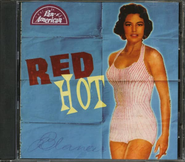 Red Hot (CD)