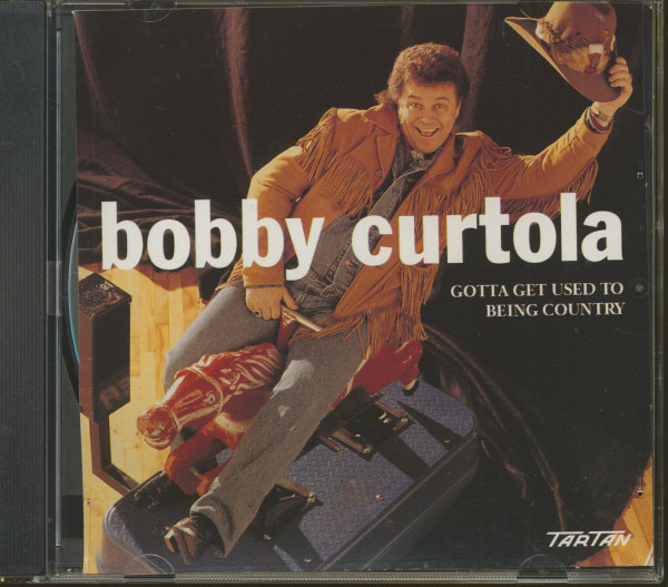 Gotta Get Used To Being Country (CD)