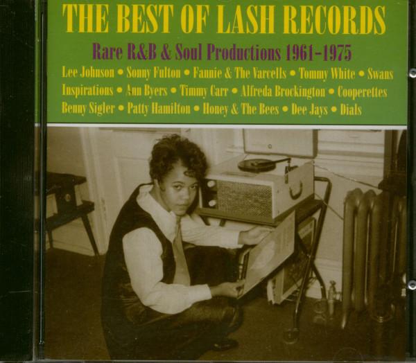 Lash Records - Rare R & B - Soul 1961-75 (CD)
