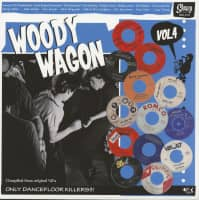 Woody Wagon, Vol.4 (LP)