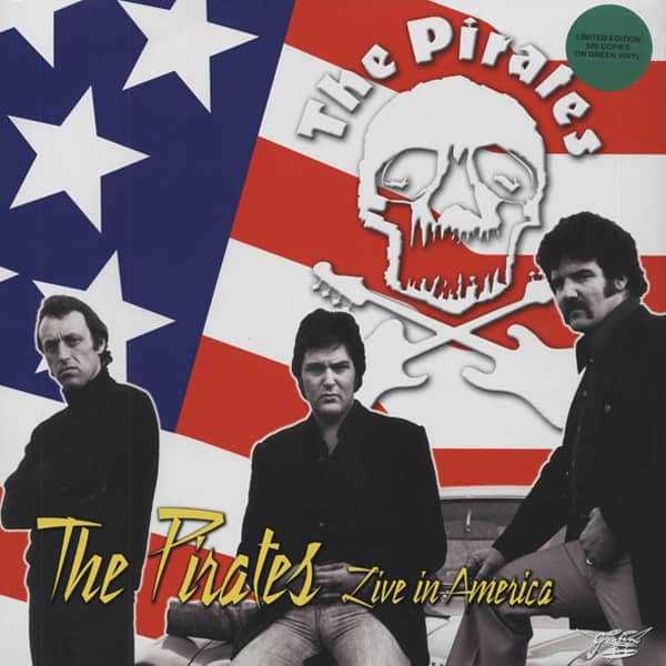 Live In America - Green Vinyl Limited (500)
