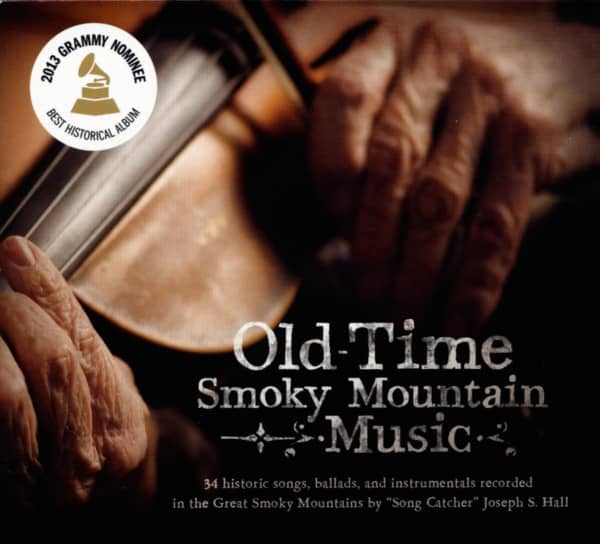 Old Time Smoky Mountain - Music (CD)