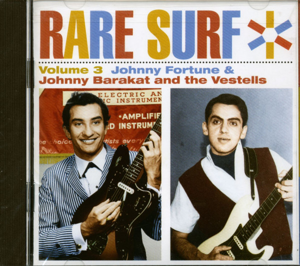 Rare Surf Vol.3 (CD)