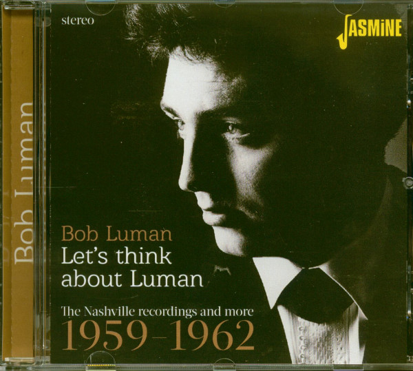 Let's Think About Luman (CD)