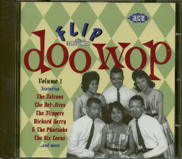 Flip Doo Wop Vol.1 (CD)