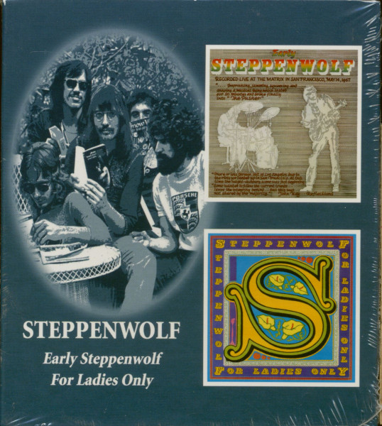 Early Steppenwolf - For Ladies Only (2-CD)