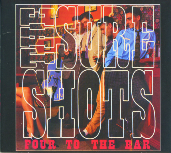 Four To The Bar (CD Digipack)