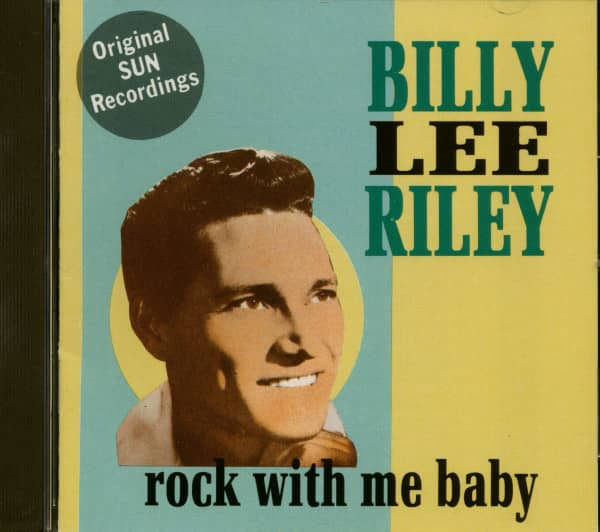 Rock With Me Baby (CD)