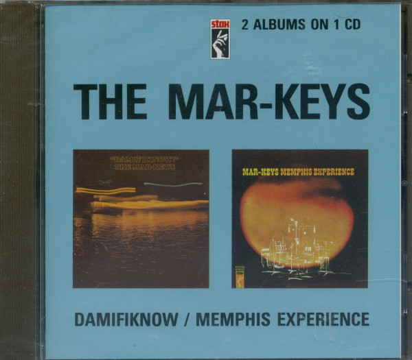 Damifiknow - Memphis Experience (CD)