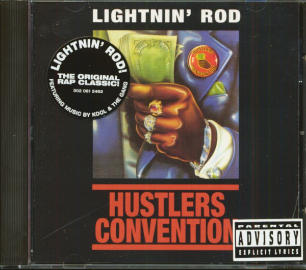 Hustlers Convention (CD)