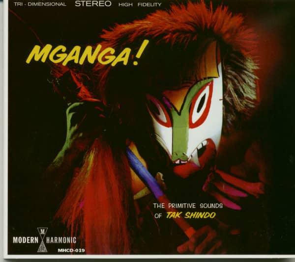 MGANGA! (CD)