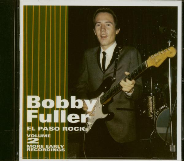 El Paso Rock - Early Recordings Vol.2 (CD)