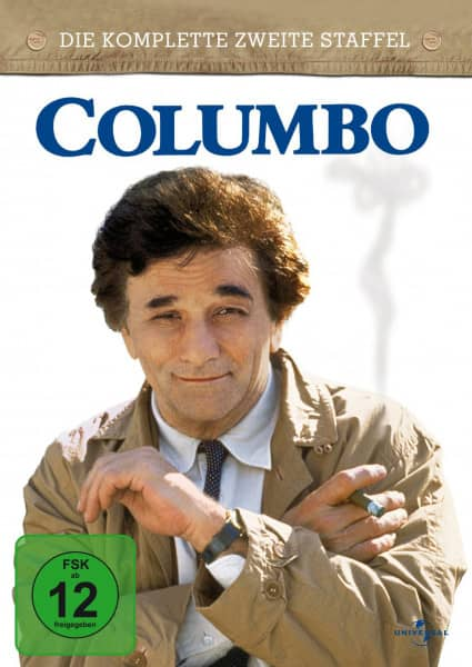 Columbo - Komplette zweite Staffel 4-DVD (2)