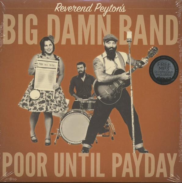 Poor Until Payday (LP)