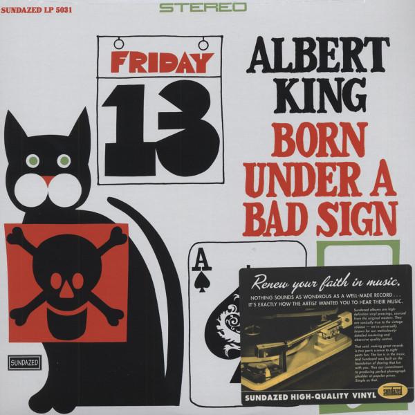 Born Under A Bad Sign (180g Vinyl)