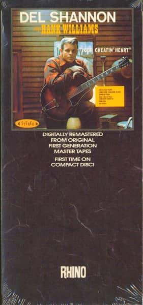 Del Shannon Sings Hank Williams (CD Longbox)