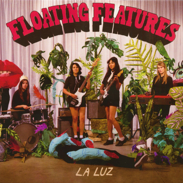 Floating Features (CD)
