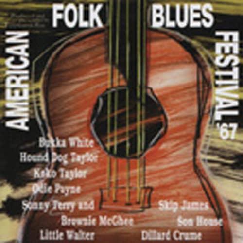 '67 Folk Blues Festival