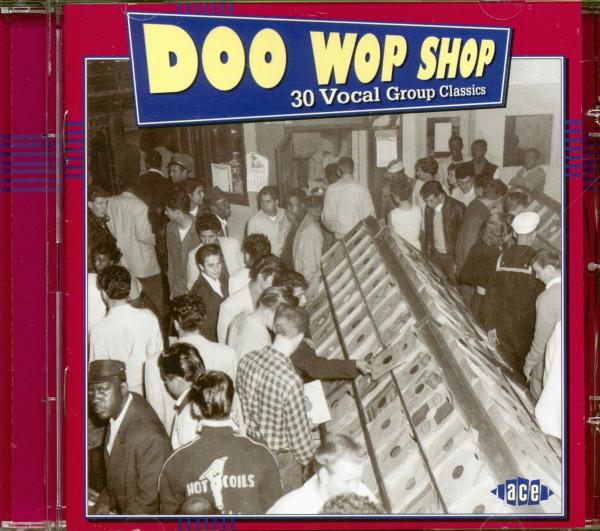 Doo Wop Shop - 30 Vocal Group Classics (CD)