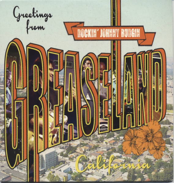 Greetings From Greaseland
