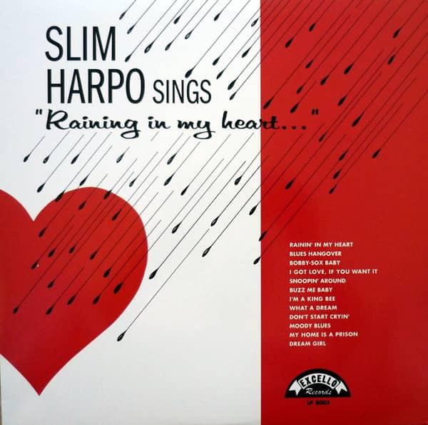 Raining In My Heart (LP)