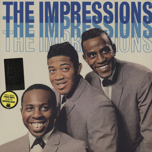 Impressions (1964)...plus 180g (incl. album download)