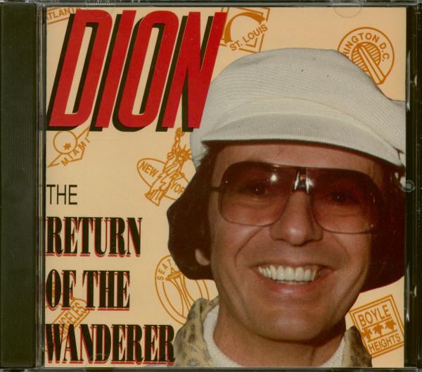 Return Of The Wanderer (CD)