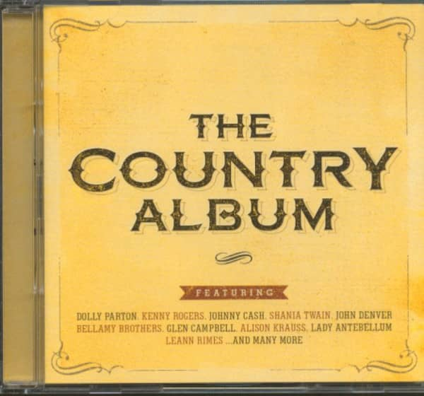 The Country Album (2-CD)