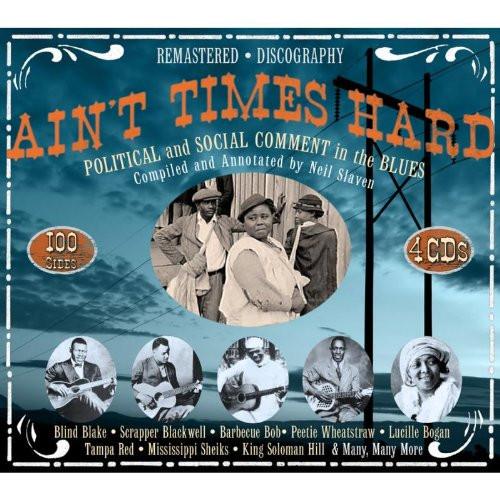 Ain't Times Hard (4-CD)