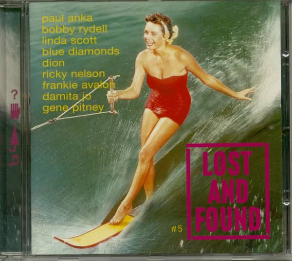 Lost And Found, Vol.5 (CD)