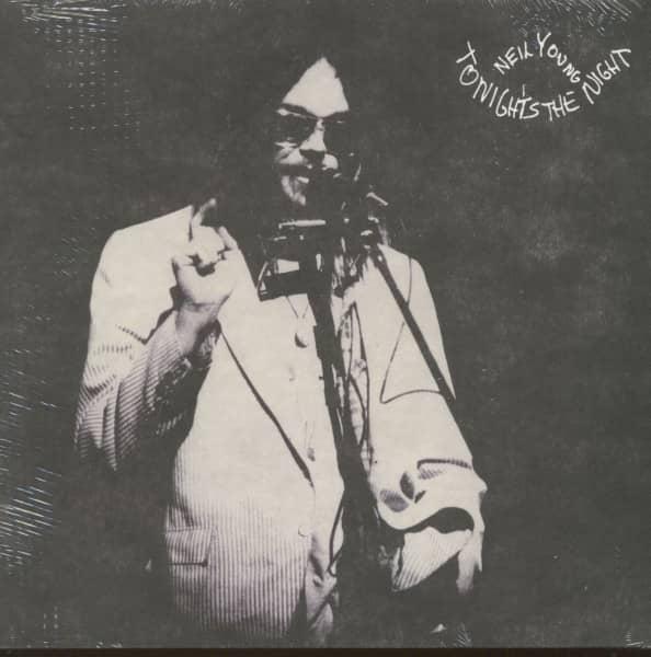 Tonight's The Night (LP)