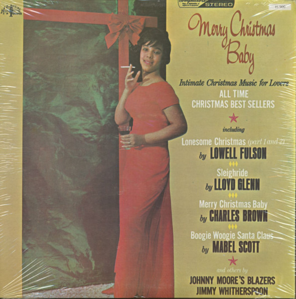 Merry Christmas, Baby - 12 All Time Christmas Best Sellers (LP)